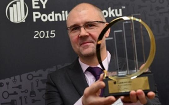 Jihomoravským podnikatelem roku se stal Viktor Růžička. V kraji byl regionální vítěz vyhlášen již pojedenácté