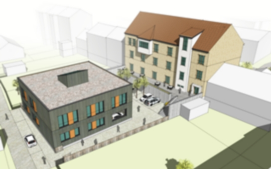 Jsme o krok blíže k přestavbě tří komunitních domů v Jihomoravském kraji, prozradil náměstek hejtmana a ukázal plány