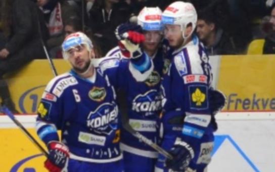 Premiérový pohár hejtmana vybojovali hokejisté Komety Brno. Výtěžek ze zápasu poputuje hned na několik míst