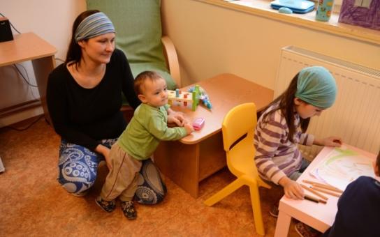 Cvikovská léčebna pro děti je po rekonstrukci. Přibyly nejen nové koupelny a prostory, v nichž si mohou malí pacienti hrát