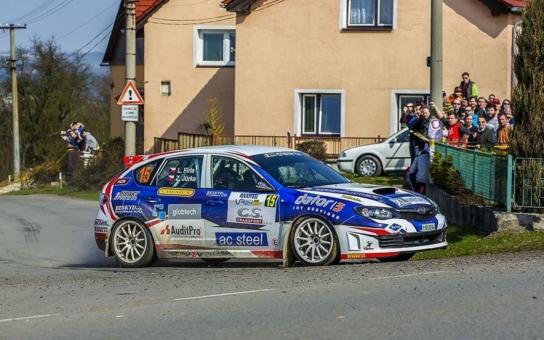 Populární Valašská rally startuje již za dva měsíce. Přibudou dva nové úseky a bezpečná místa pro diváky