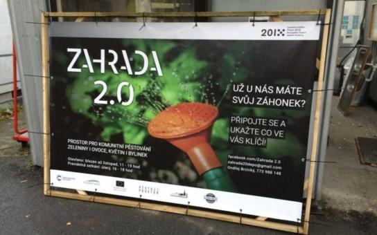 Chcete si pěstovat zeleninu uprostřed města? Až 30 velkoobjemových květináčů budou mít Plzeňané k dispozici v areálu Depo2015
