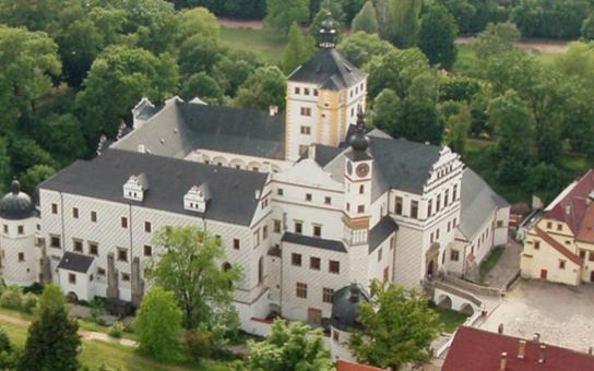 Vstup na Zámek Pardubice se promění. Návštěvníci se budou lépe orientovat. A pokladnu už neminete