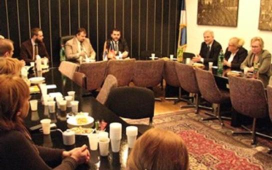 Delegace Jihomoravského kraje navštívila Šumadijský okruh v centrálním Srbsku