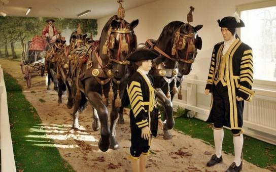 Výraz díků kladrubskému hřebčínu: Kočár dánské královny projede centrem Pardubic