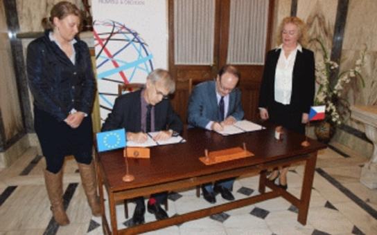 Ministerstvu průmyslu a obchodu se podařilo na mezinárodním workshopu Clean Sky 2 podpořit spolupráci s českými leteckými firmami
