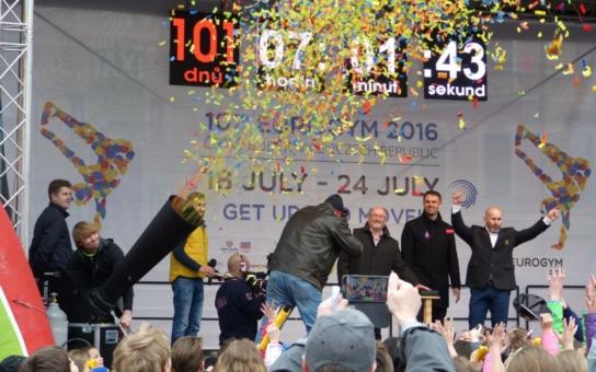 Do Českých Budějovic dorazí na EUROGYM 2016 čtyři tisíce sportovců z jednadvaceti zemí Evropy včetně Ruska a Izraele. Současně se organizátoři snaží přispět k posílení cestovního ruchu v regionu