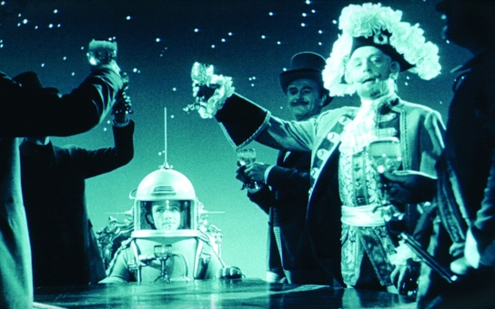 Zahajovacím filmem 56. ročníku zlínského filmového festivalu bude klasika - digitálně restaurovaný film Karla Zemana Baron Prášil