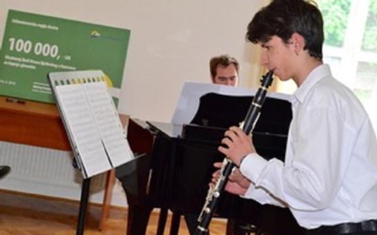 Město s největší českou menšinou v Chorvatsku navštívil hejtman Hašek. Předal finanční dar tamní hudební škole