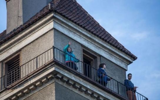 Svou bránu otevřel letos dokořán evangelický kostel. Netradiční pohled na Olomouc nabídly historické plavby po řece Moravě
