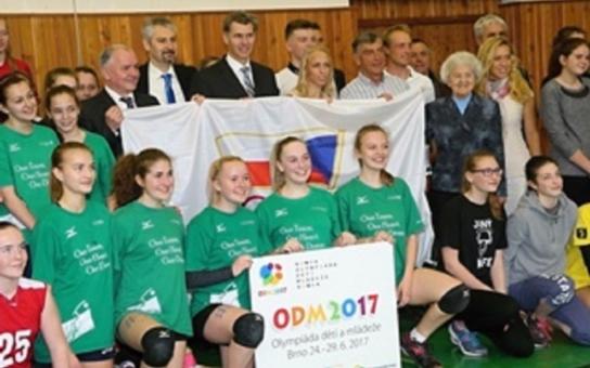 V Brně se příští rok uskuteční olympiáda dětí a mládeže. Poprvé v historii se bude soutěžit v synchronizovaném plavání, ale čekejte i střelbu, kolečkové brusle nebo baseball