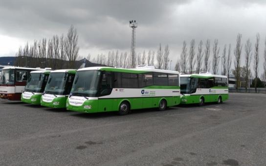 Na Liberecku se cestující budou vozit novými midibusy