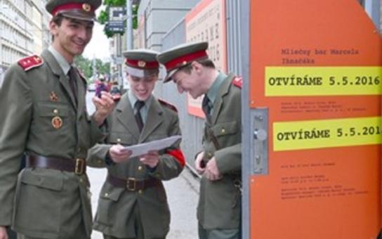 Protiatomový kryt 10-Z v Brně pod Špilberkem se otevřel veřejnosti. Podívejte se do něj s námi