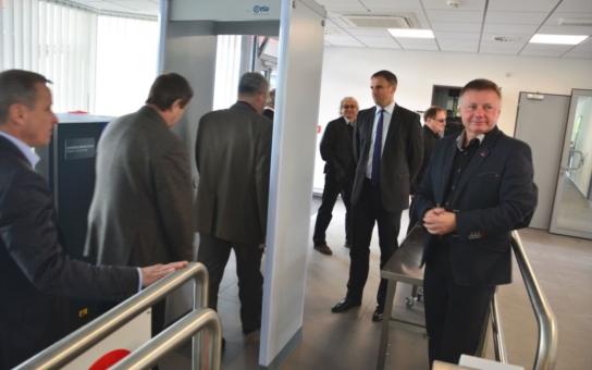 Na českobudějovickém letišti skončila první fáze další etapy modernizace. Jihočeský kraj do ní investoval 122 milionů korun
