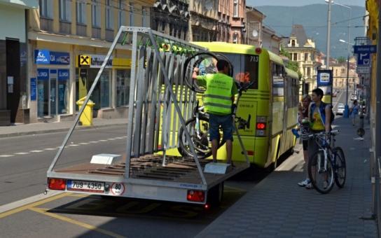 Cyklistická sezóna 2016 začala naplno i pro autobusy. Jízdní kola se začala přepravovat na dalších dvaceti linkách, většinou do horských oblastí