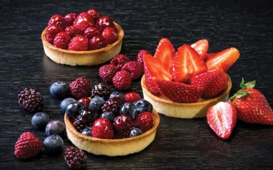 Tartaletka, ovocné pokušení, na vás čeká v pekařstvích Paul. A to v originální podobě