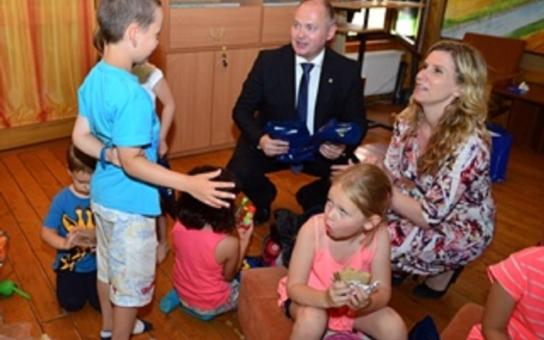 Jižní Moravu v tomto týdnu navštívila ministryně školství. Spolu s hejtmanem Haškem zavítala do školského zařízení Lipka