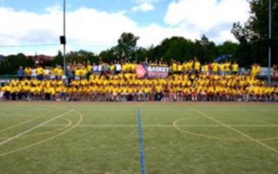 Kyjov hostí největší mládežnický basketbalový kemp u nás. Přijeli i Srbové