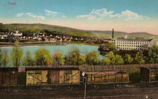 Historický vlak pojede z Telče až do Kostelce u Jihlavy, v Třešti doprovodí jeho jízdu hned dvě zábavné a bezpečnostní akce. Kdo si koupí jízdenku, bude si moci dopřát zdarma návštěvu dalších zajímavostí