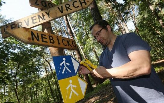 Děčín má jako jedno z prvních českých měst Nordic walkingové trasy. První čtyři okruhy si mohou milovníci dynamické chůze projít na Pastýřské stěně