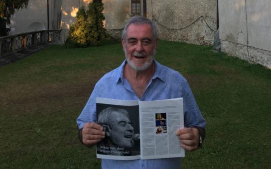 Už dnes v Lokti velká oslava narozenin Michala Prokopa: Festival Krásný ztráty – Live 70 svede na jedno pódium legendy českého rocku s nejmladšími představiteli české populární hudby