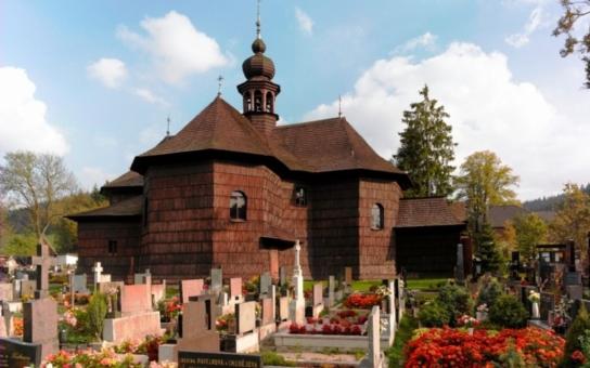 Až do konce září si můžete prohlédnout kostely ve Zlínském kraji s průvodci. Do projektu Otevřené brány bylo letos zařazeno osmadvacet historických objektů