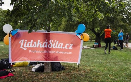 Start up LidskáSíla.cz se na půl dne spojil s projektem Dialog Jessenius a pro své dámy na úklid připravil odpoledne zaměřené na zdraví