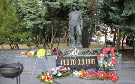 V Litvínově si připomněli tragédii na Dole Pluto II. Po výbuchu 3. září 1981 zůstalo pod zemí šedesát pět horníků včetně patnácti důlních záchranářů, dalších čtyřicet horníků bylo zraněno