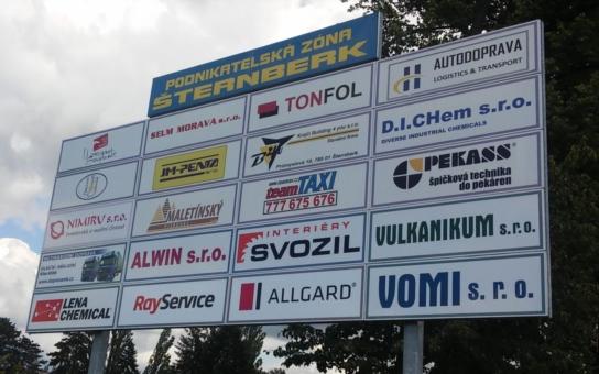 V Podnikatelské zóně Šternberk byl realizován rekordní prodej nemovitostí. Příští léto by se mělo bourat a první zákazníci by si mohli vychutnat nové obchodní centrum na jaře roku 2018