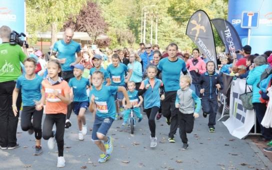 Rodinný běh opět podpoří Vsetínskou nemocnici. Startovné je dobrovolné a společnost, která převzala nad závodem záštitu, přidá za každého závodníka na konto stovku