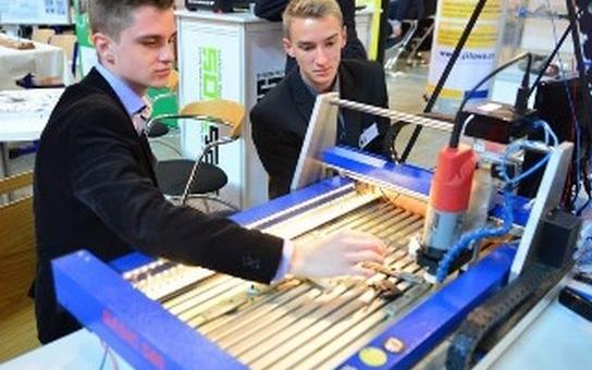 Dvaadvacet krajských škol technického zaměření se představuje na Veletrhu odborného vzdělávání. Jednou z forem jejich propagace jsou i talentové soutěže