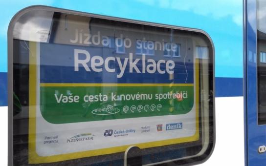 Během Jízdy do stanice recyklace se vybraly více než dvě tuny starého železa. Na nejrychlejší účastníky čekaly dárky a každý dostal los. Pět šťastlivců se může těšit na zbrusu nový elektrospotřebič