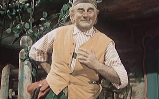 Prodavač neviditelných jitrnic dostal svoji nejslavnější roli díky tomu, že kolega vážně onemocněl. Stal se mistrem rozličných komediálních postaviček, vysněného ztvárnění hlavního hrdiny se ale nedočkal. Tajnosti slavných