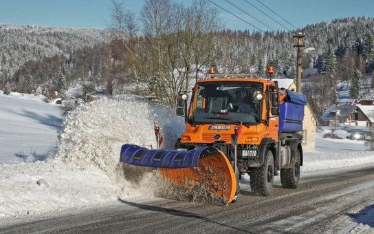 Zimní období začíná podle zákona již 1. listopadu a skončí 31. března 2017. Silničáři budou zajišťovat sjízdnost na 2077 kilometrech silnic II. a III. třídy po celém území kraje