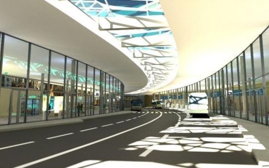 Zadáním architektonické studie pokračuje město Karlovy Vary ve strategickém záměru vybudovat integrovaný dopravní terminál hromadné dopravy. Účelem je minimalizace nákladů a realizace do pěti let