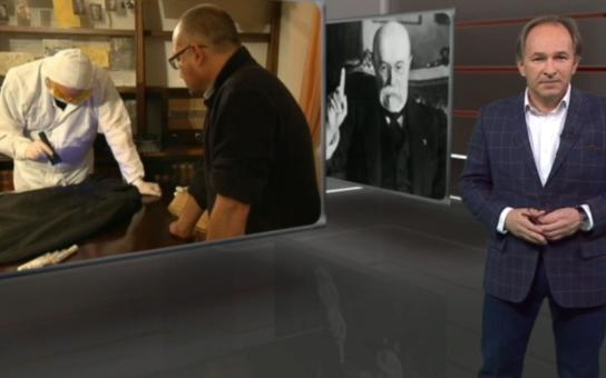 Skutečně šokující informace o životě prezidenta Masaryka.  Analýza DNA může rozcupovat naše dějiny. Co tak závažného nám historici tají? A proč, proboha?