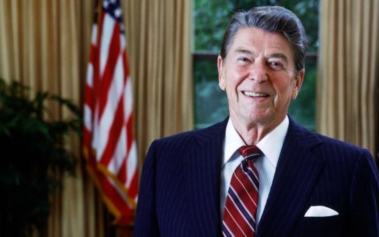 Donald versus Ronald. Trumpem nás straší stejně jako před lety Reaganem. Přesto, že se stal jedním z nejúspěšnějších prezidentů historie a splnil téměř vše, co slíbil. Podobnost čistě náhodná?