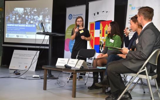 """Městská část Praha 8 je první """"Fairtradová městská část"""", v rámci metropole dosud jediná. """"Osmička"""" splnila všech pět mezinárodních kritérií pro udělení titulu"""