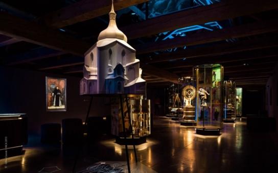 Nejkreativnější muzeum mají ve Žďáru nad Sázavou, rozhodla mezinárodní porota. Výjimečná expozice představuje temný středověk, cisterciácký řád a barevný svět baroka, které je pro Vysočinu typické