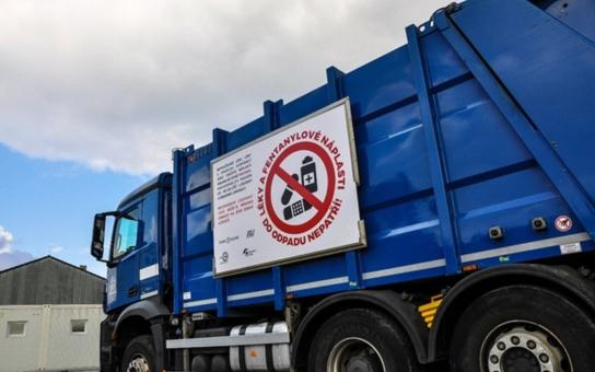 Město a Čistá Plzeň vyzývají: Léky a fentanylové náplasti do odpadu nepatří! Mohou ohrozit nejen drogově závislé, kteří nemají šanci odhadnout obsah účinné látky, ale také děti či bezdomovce