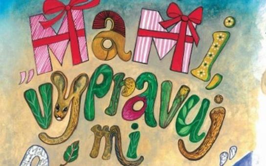 Také se už vaši nejmenší nemohou dočkat Vánoc? Zkrátit ono velké těšení a netrpělivost pomohou kouzelné pohádky, které vypráví maminka své Evičce