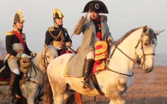 Nenechte si ujít top událost roku. Se samotným Napoleonem, jeho vojáky i protivníky se můžete setkat na legendárním Slavkovském bojišti již o víkendu. Představitel císaře dorazí až z Virginie