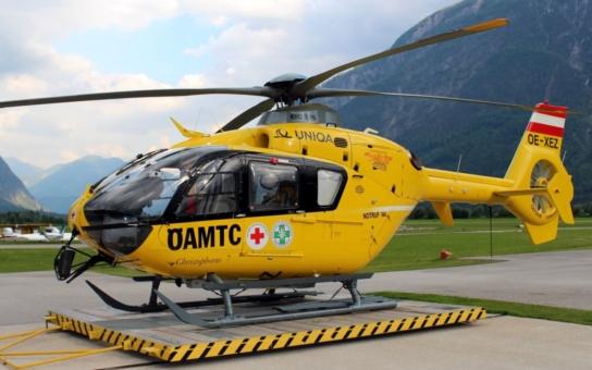Letecká záchranka na Vysočině bude od ledna létat s novým strojem. Provoz zajistí na další čtyři roky rakouská společnost Helikopter Air Transport