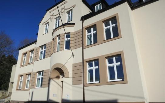 Bývalá knihovna v Bruntálu bude sloužit k bydlení. Do Rezidenz Maria by se první nájemníci měli nastěhovat už po Novém roce