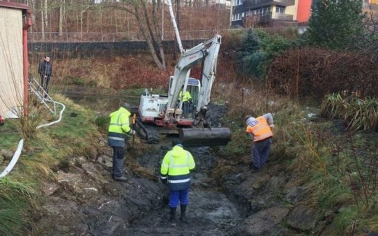 Některé drobné vodní toky a nádrže na území města Liberce se dočkaly letos opravy. Došlo na Františkovský, Jizerský a Pavlovický potok i na nádrž v Javorové ulici