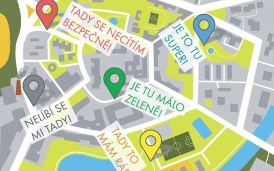 Pomozte vytvořit pocitovou mapu Opavy. Aplikace vás jednoduše provede místy, která se vám líbí, nebo ve vás vyvolávají naopak nechuť