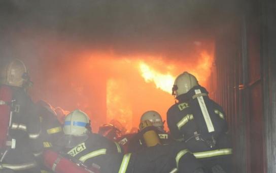 Zranění hasiči z Poličky získají od kraje deset tisíc korun. Jedná se spíš o symbolické odškodné, dodal hejtman Netolický