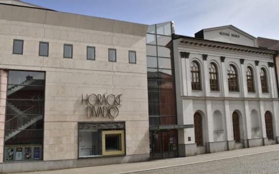 Horácké divadlo Jihlava bude mít novou restauraci. V rámci přestavby bude v nejvyšším patře vyřešen i prostor pro zkušebnu a přibude zázemí pro herce