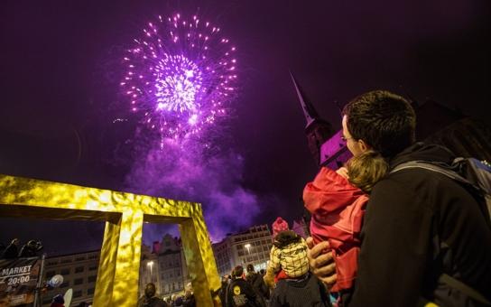 Na Novoroční ohňostroj se letos mohou těšit i Plzeňané. Zajímavostmi a lákadly bude ale doslova nabitý celý nadcházející víkend