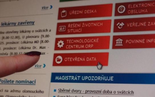 Prostorová data Přerova se otevírají uživatelům internetu. Vyčtou z nich důležité informace o kontaktech, ale také třeba o parkovištích, cyklostezkách či památkách a sochách